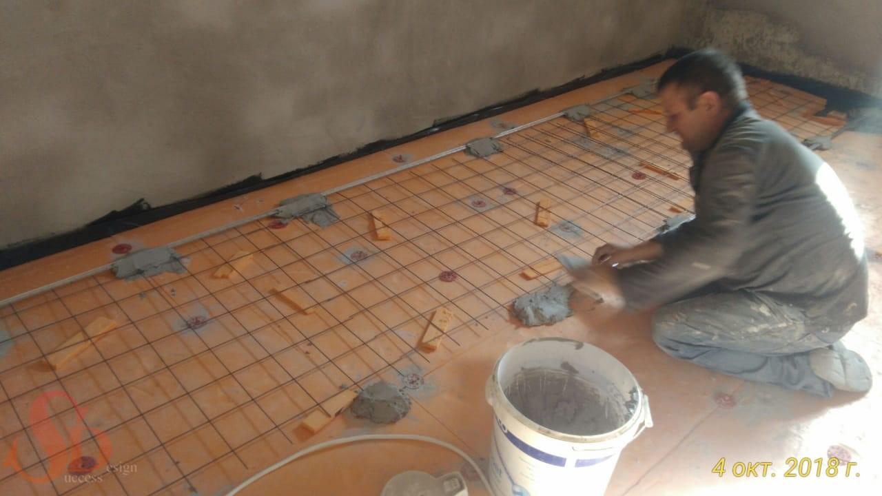 ремонт квартира в Хабаровске - черновая отделка